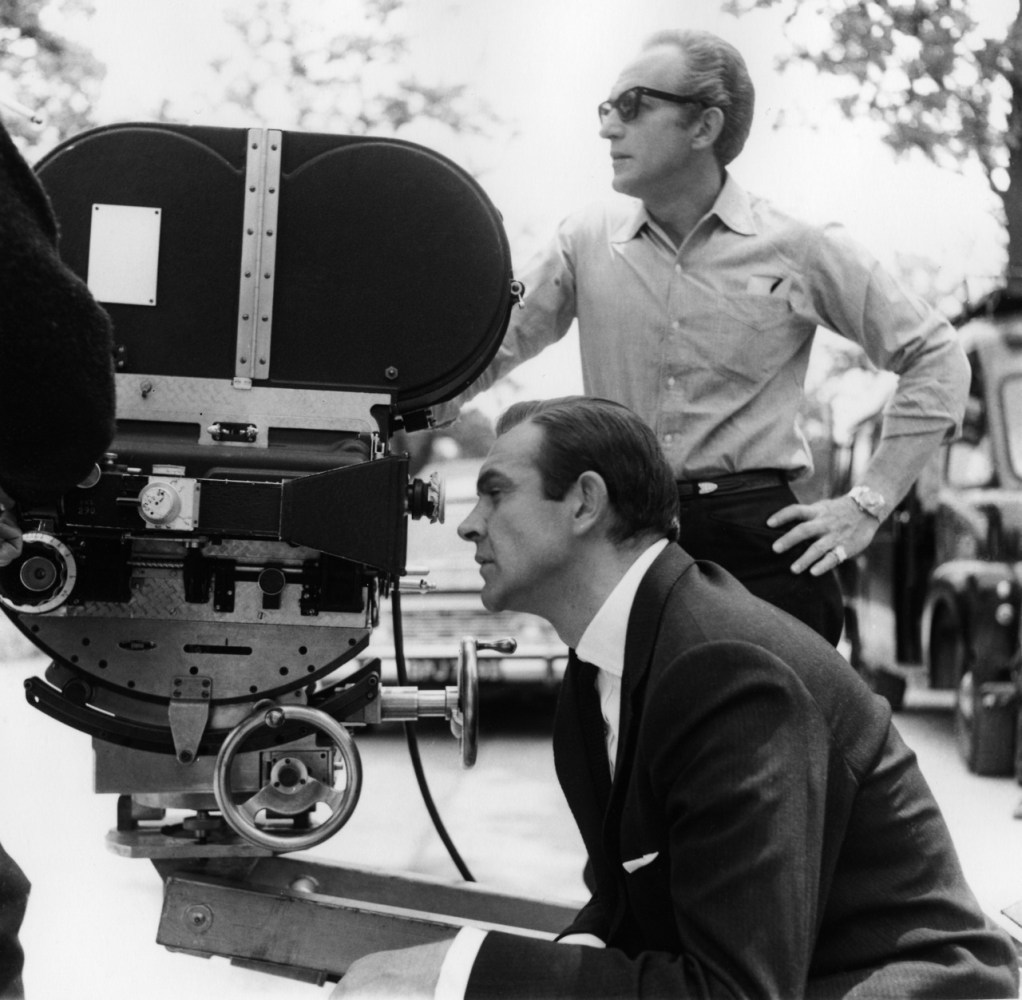 James Bond Behind the Scenes