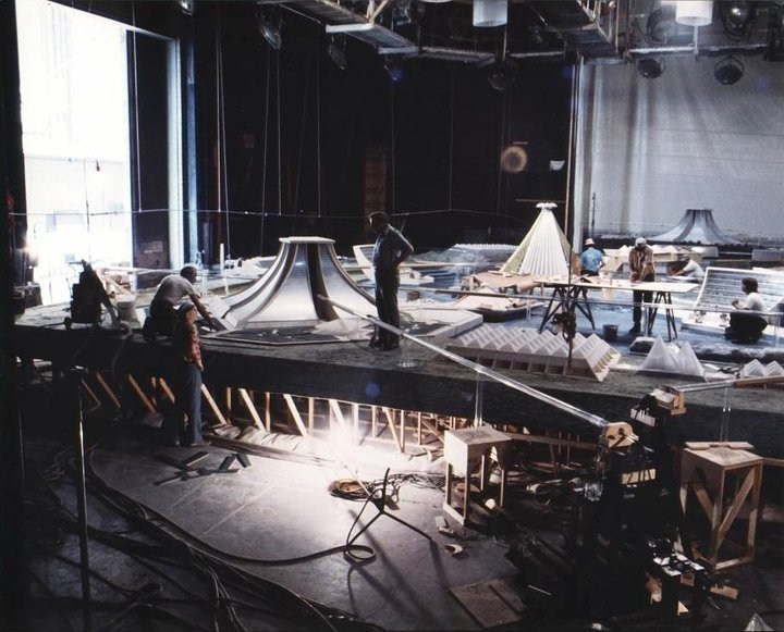 Logan's Run Behind the Scenes Photos & Tech Specs