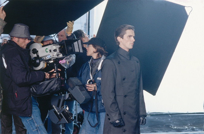 Equilibrium On Set Behind the Scenes