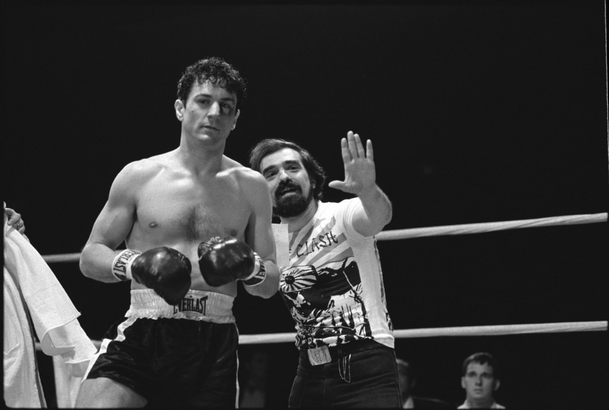 Raging Bull Behind the Scenes Photos & Tech Specs