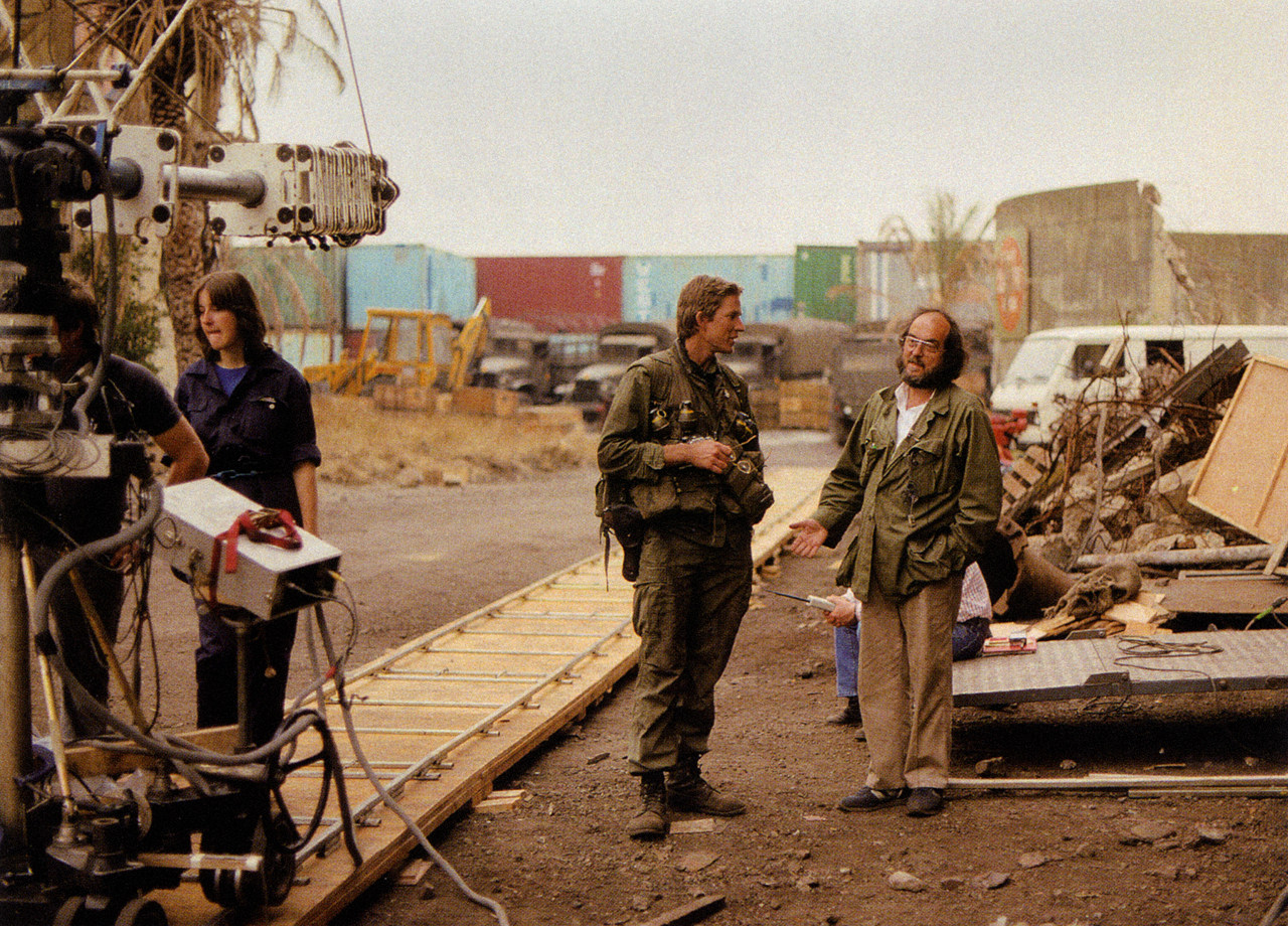 Full Metal Jacket Behind the Scenes Photos & Tech Specs
