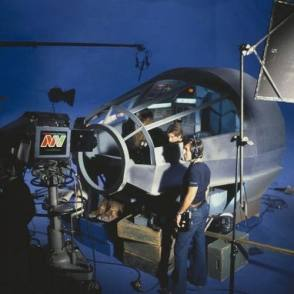 Han Solo! - Behind the Scenes photos