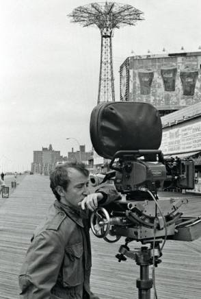 Woody Allen & Panavision - Behind the Scenes photos