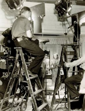 Ernst Lubitsch directs - Behind the Scenes photos