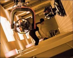 Spinning Hallways - Behind the Scenes photos