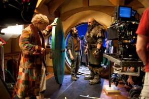 Bts The Hobbit - Behind the Scenes photos