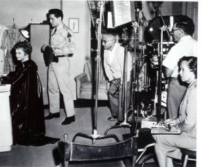 Elvis in G.I. Blues - Behind the Scenes photos