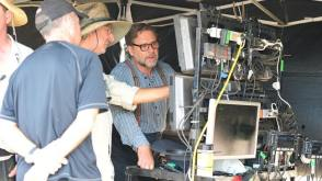 Russell Crowe, Director - Behind the Scenes photos