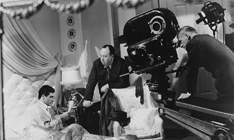 Alfred Hitchcock Behind the Scenes