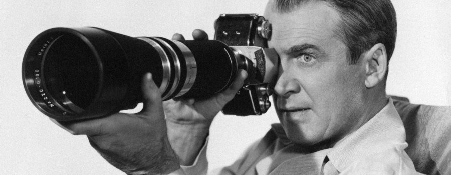 Rear Window Behind the Scenes Photos & Tech Specs