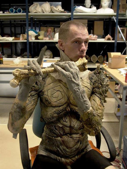 Pan's Labyrinth Behind the Scenes Photos & Tech Specs