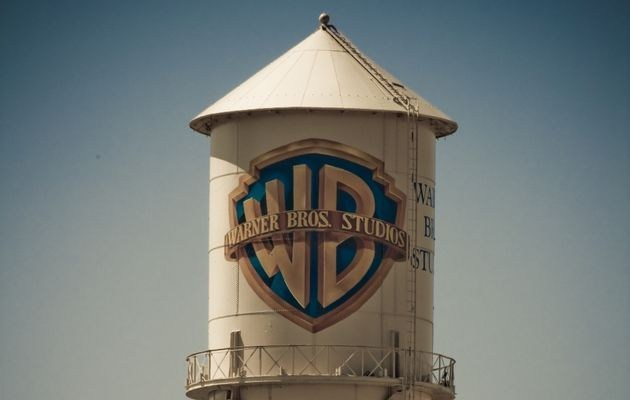 Water Tower Behind the Scenes