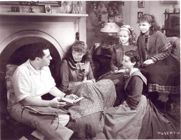 George Cukor – a director of women. Behind the Scenes