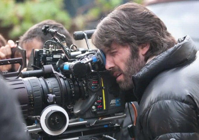 Argo Behind the Scenes Photos & Tech Specs