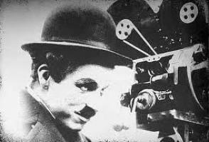 Charlie Chaplin - Behind the Scenes photos