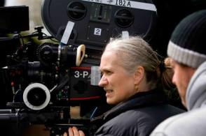 Jane Campion – director - Behind the Scenes photos