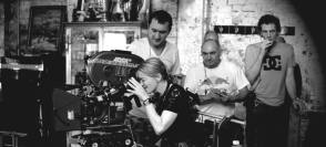 Madonna Directs - Behind the Scenes photos