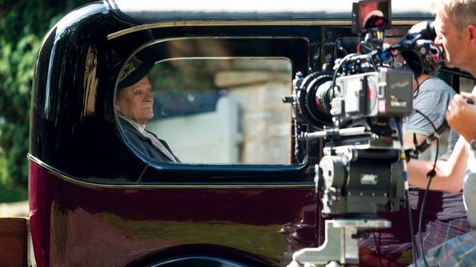 Downton Abbey Behind the Scenes Photos & Tech Specs