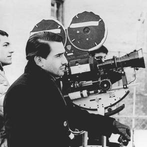 Scorsese - Behind the Scenes photos