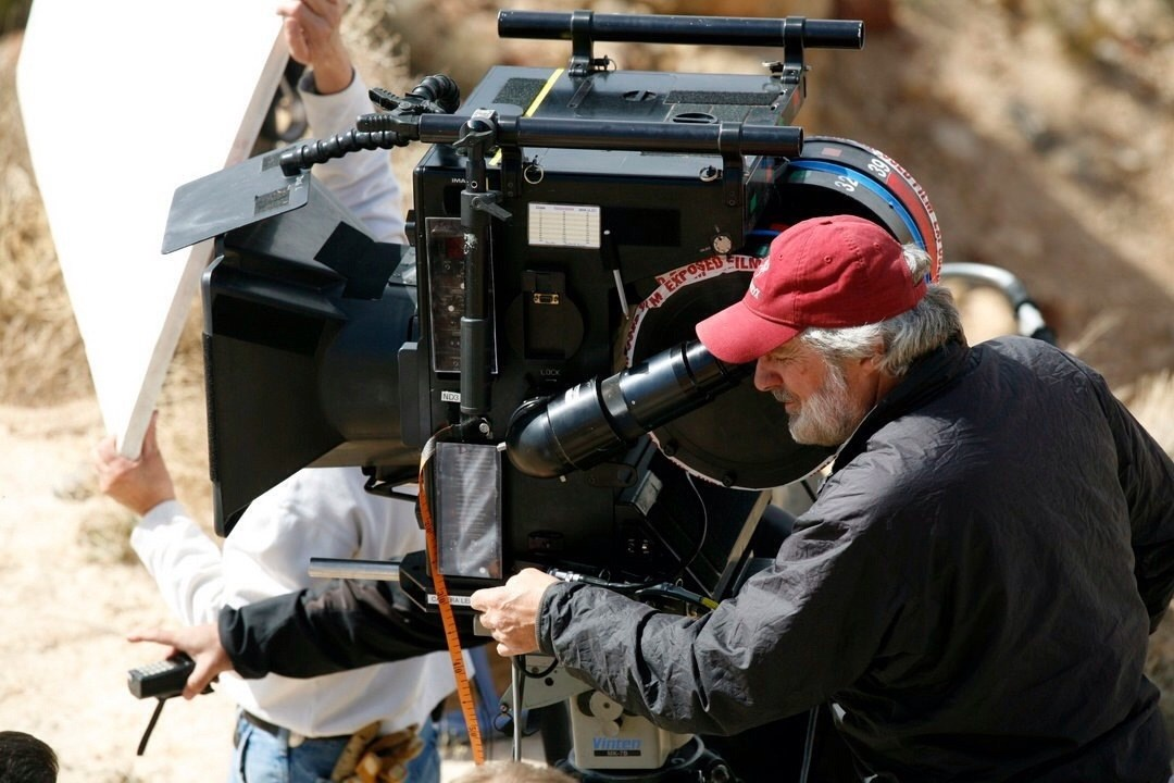 IMAX Solido 3D Camera Behind the Scenes