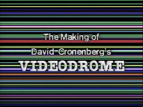 Videodrome Behind the Scenes Photos & Tech Specs