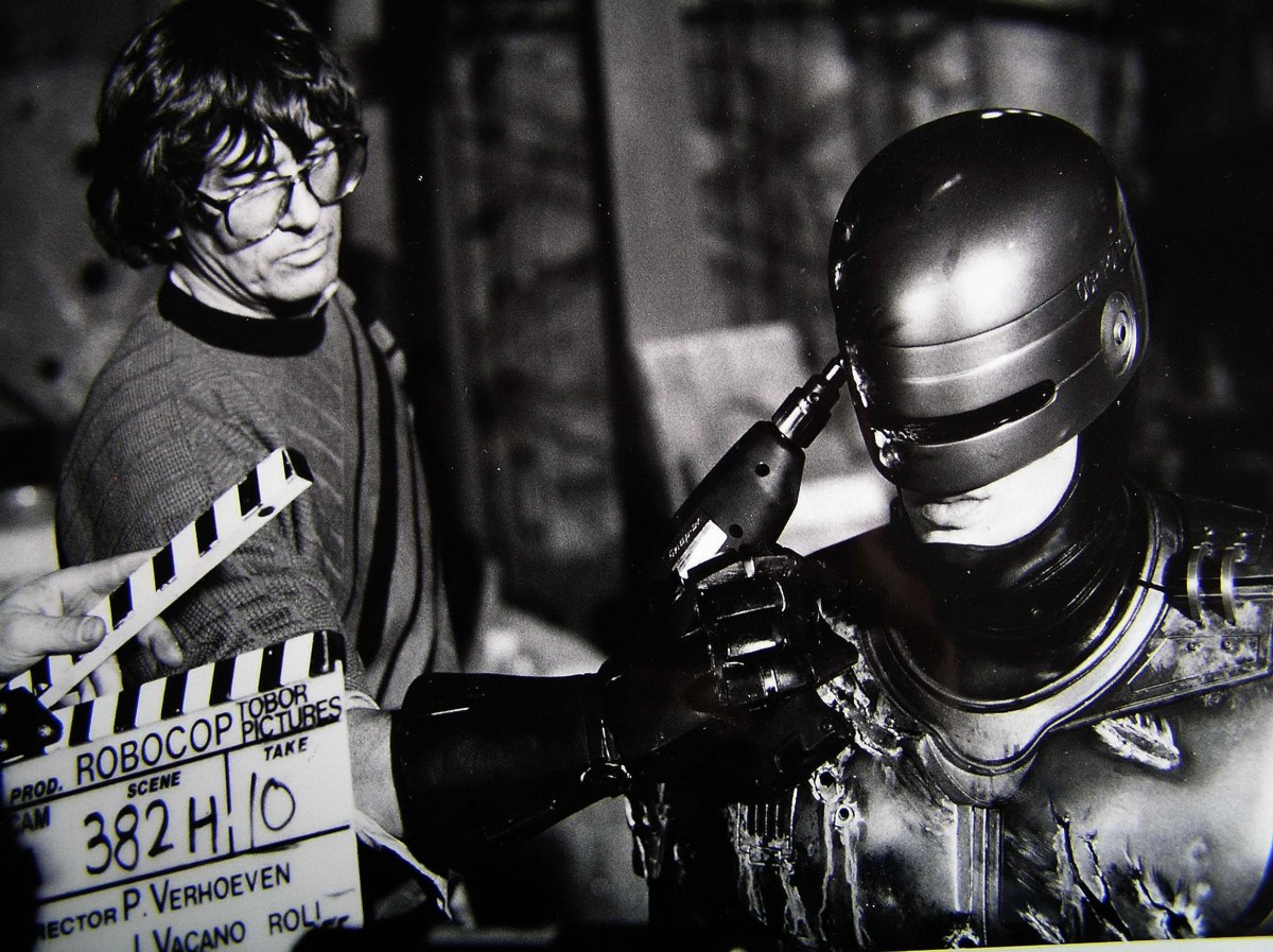 Robocop scene 382 H Behind the Scenes