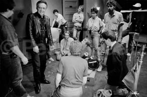 Dennis Hopper & Crew - Behind the Scenes photos