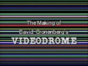 The Making of David Cronenberg's VIDEODROME - Behind the Scenes photos