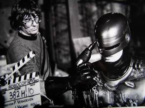 Robocop scene 382 H - Behind the Scenes photos