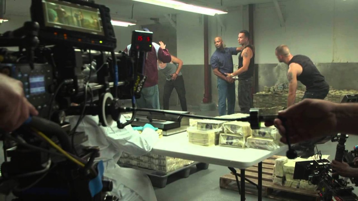 The Equalizer Behind the Scenes Photos & Tech Specs