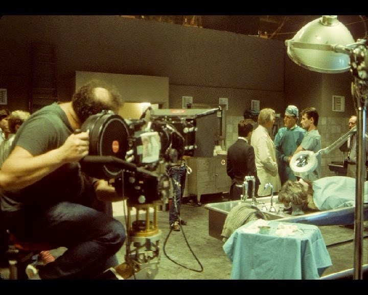 Behind the Scenes : Re-Animator 1985 Behind the Scenes