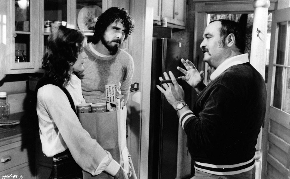 A Still From The Movie The Amityville Horror (1979) Behind the Scenes