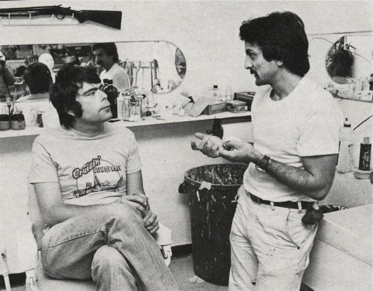 Stephen King & Tom Savini Behind the Scenes