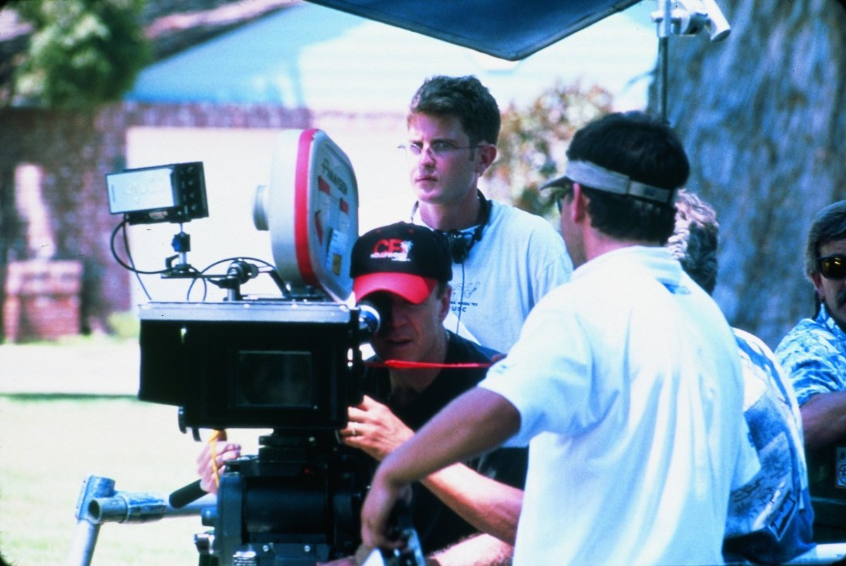 Donnie Darko Behind the Scenes Photos & Tech Specs