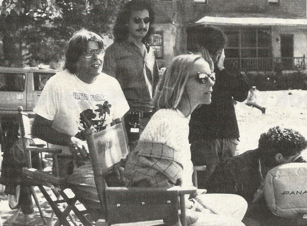 From The Film Pet Sematary (1989) Behind the Scenes
