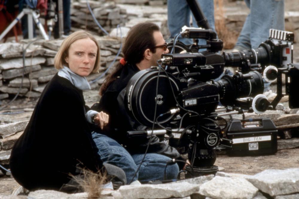 Mary Lambert On The Set : Pet Sematary 2 (1992) Behind the Scenes