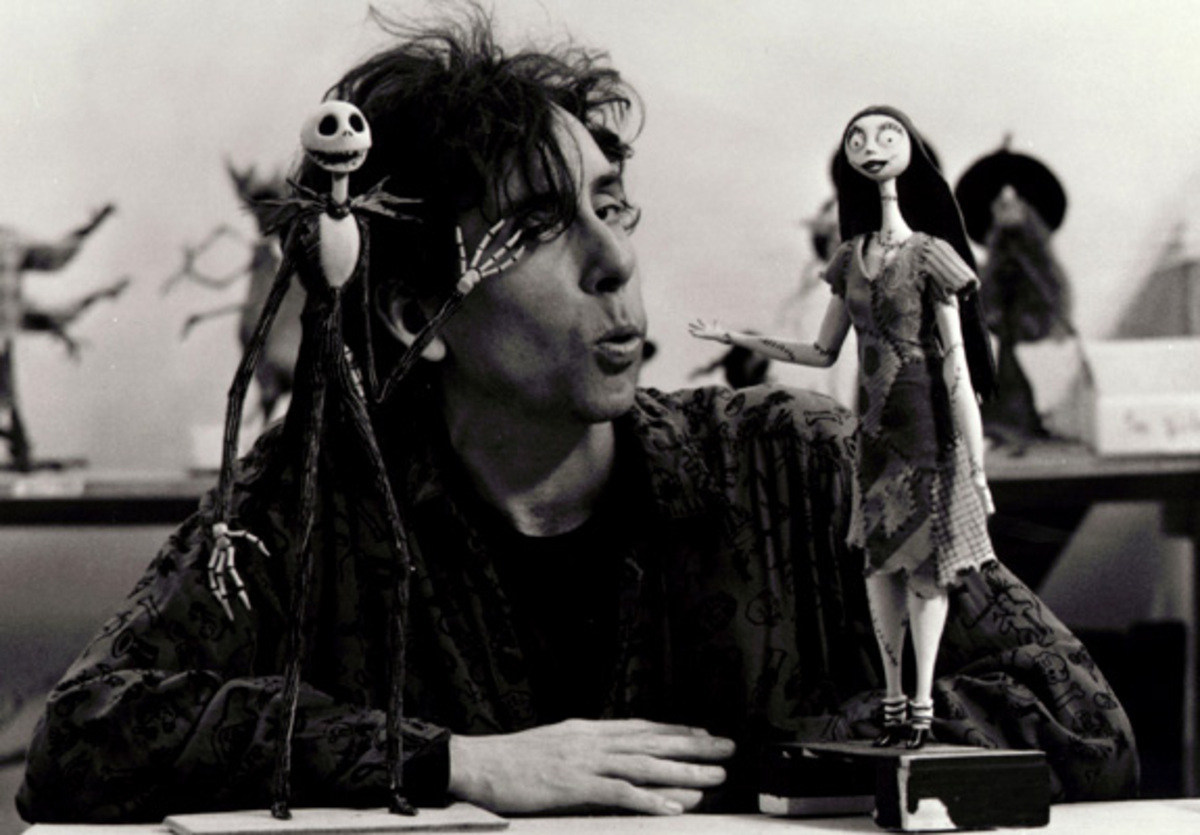 Images from: Tim Burton : The Nightmare Before Christmas (1993 ...