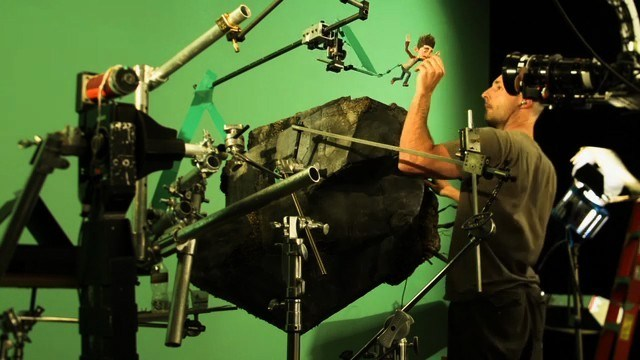 Animators At Work : ParaNorman (2012) Behind the Scenes