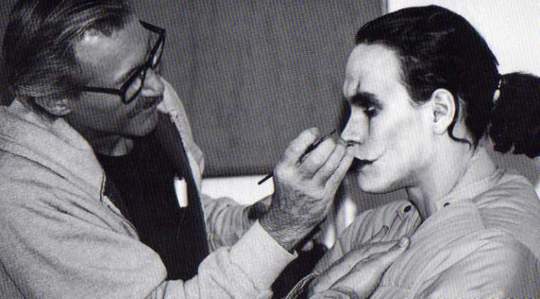 A Still From The Movie The Crow (1994) Behind the Scenes