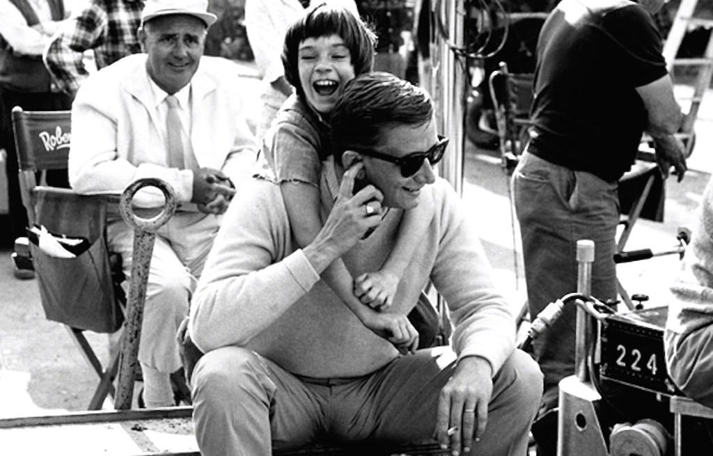 Having Fun On The Set : To Kill A Mockingbird (1962) Behind the Scenes