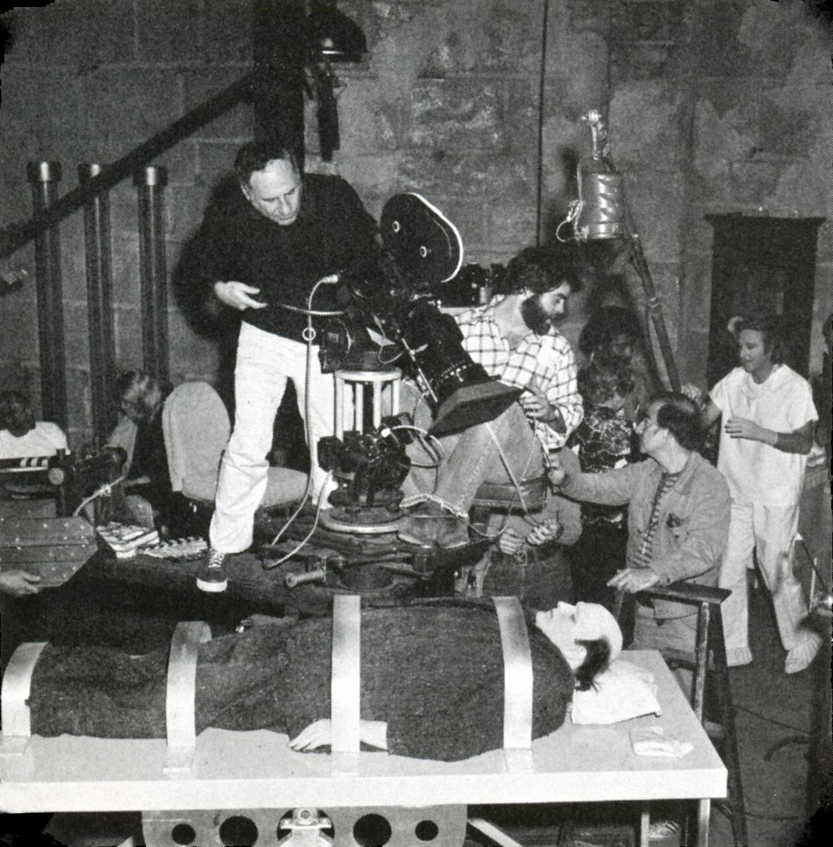 Filming Young Frankenstein (1974) Behind the Scenes