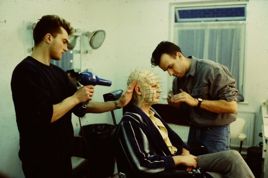 Behind The Scenes Of Hellraiser (1987) Behind the Scenes