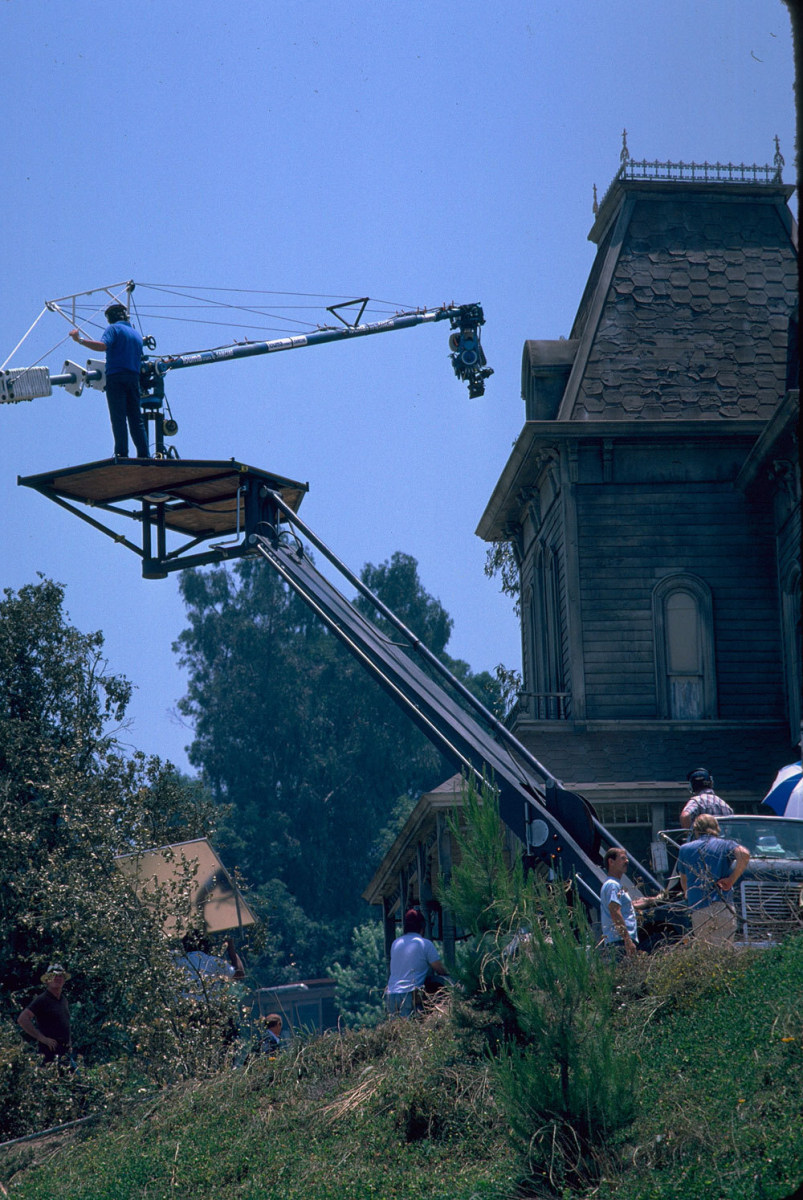 Psycho II Behind the Scenes Photos & Tech Specs