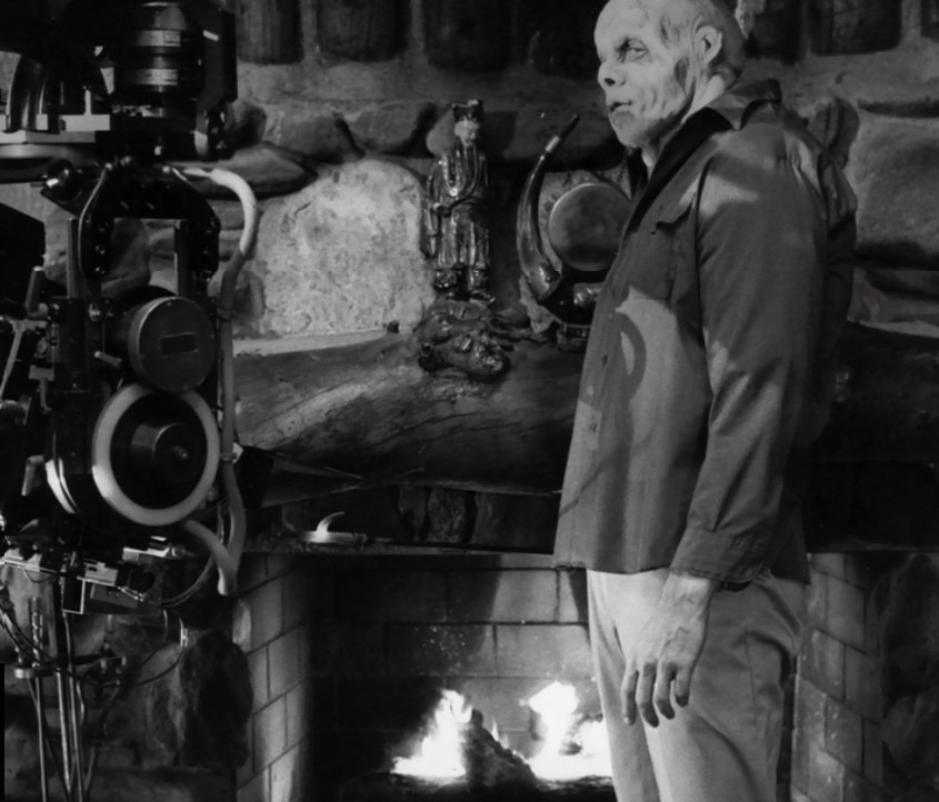 Friday the 13th Part III Behind the Scenes Photos & Tech Specs