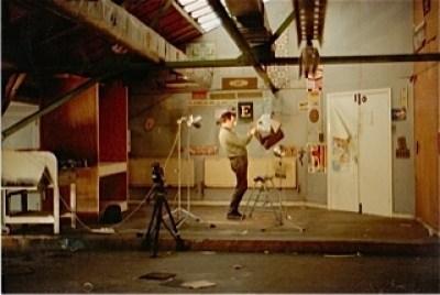 Hellbound: Hellraiser II Behind the Scenes Photos & Tech Specs