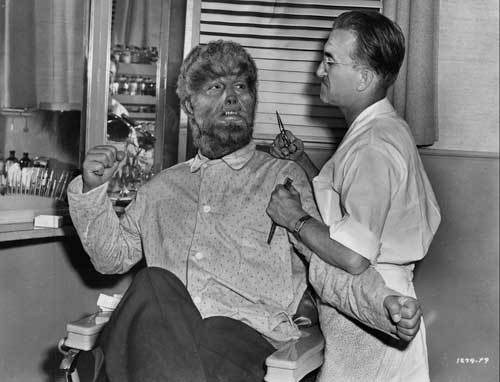 Frankenstein Meets the Wolf Man (1943) Behind the Scenes
