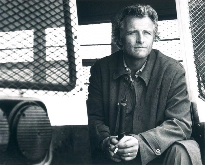 Rutger Hauer : The Hitcher (1986) Behind the Scenes