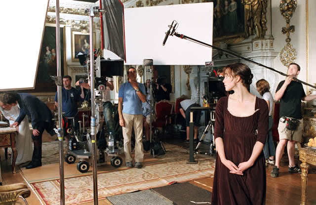 Pride & Prejudice Behind the Scenes Photos & Tech Specs