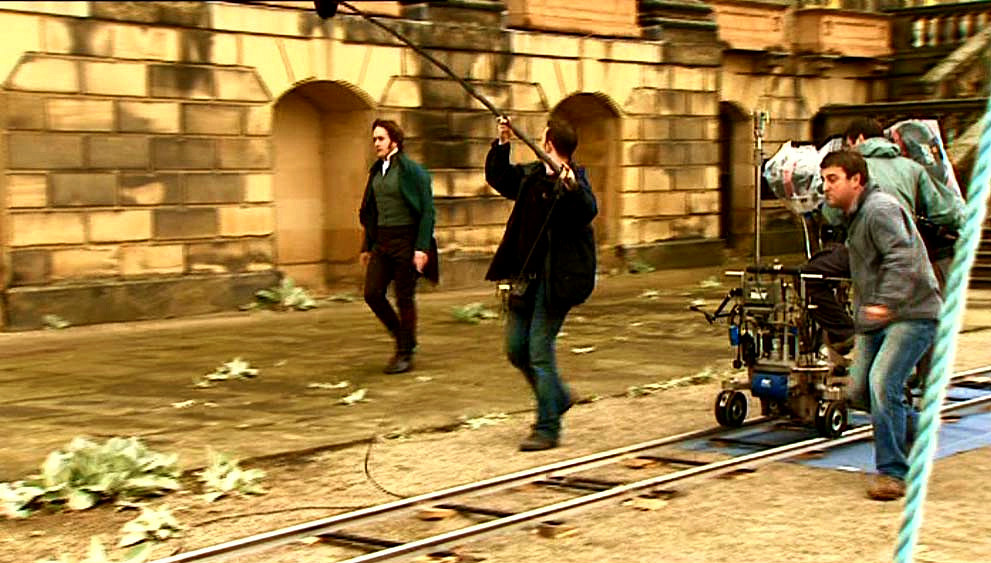 From The Film Pride & Prejudice (2005) Behind the Scenes