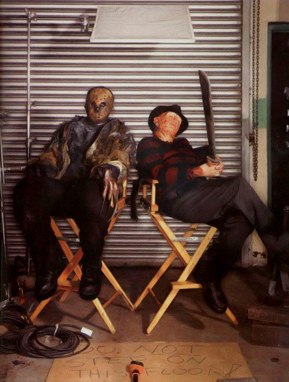 Freddy Vs Jason (2003) Behind the Scenes